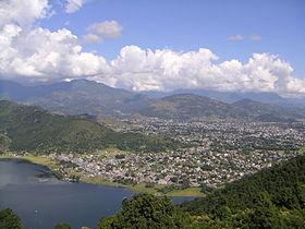 Pokhara - Source : Wikipédia