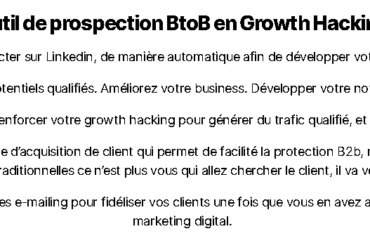 Growth Hacking pour PME